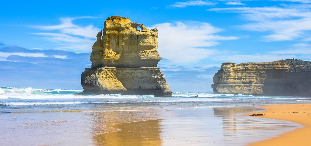 Gibson Steps and the Twelve Apostles, Victoria