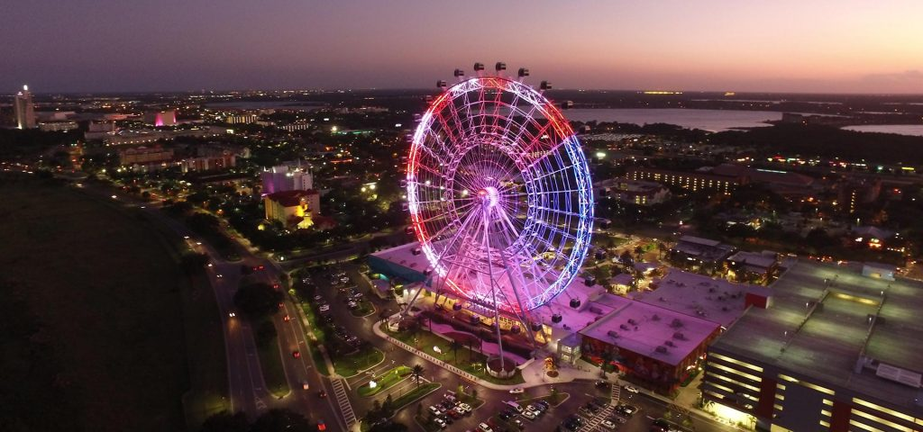 Beautiful Orlando Eye