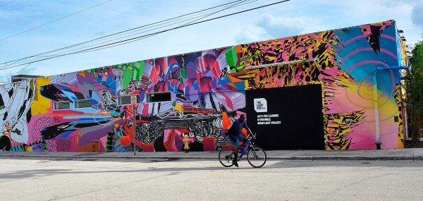 Wynwood Mural Tours