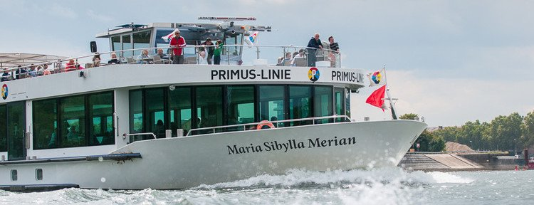 Primus Linie - boating trips