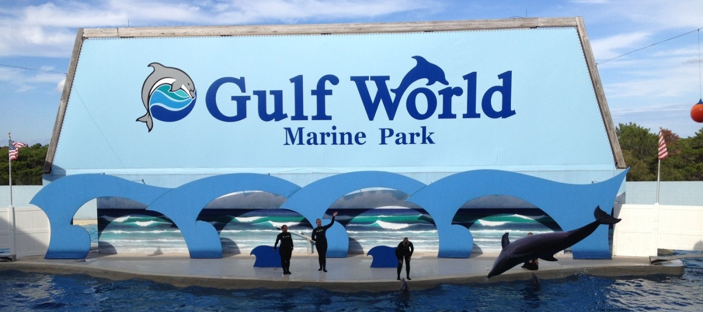 Gulf World Marine Park in panama