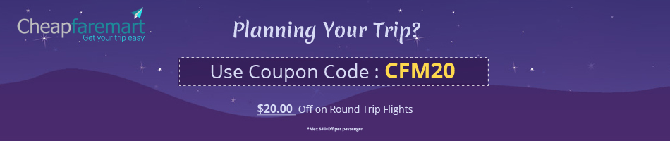 Thanksgiving flights coupon