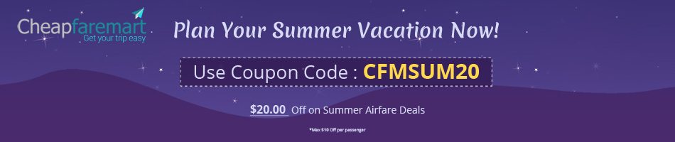 Flight Booking Promo Code