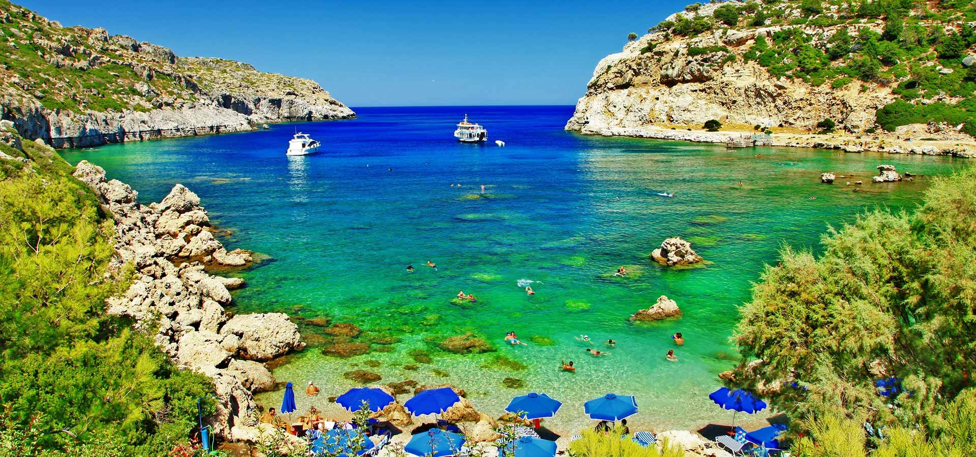 Top 10 Tourist Attractions in Rhodes Shouldn't Be Missed