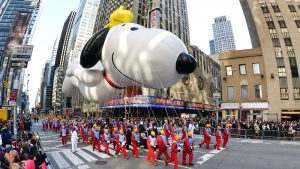 The Macy's Thanksgiving Day Parade