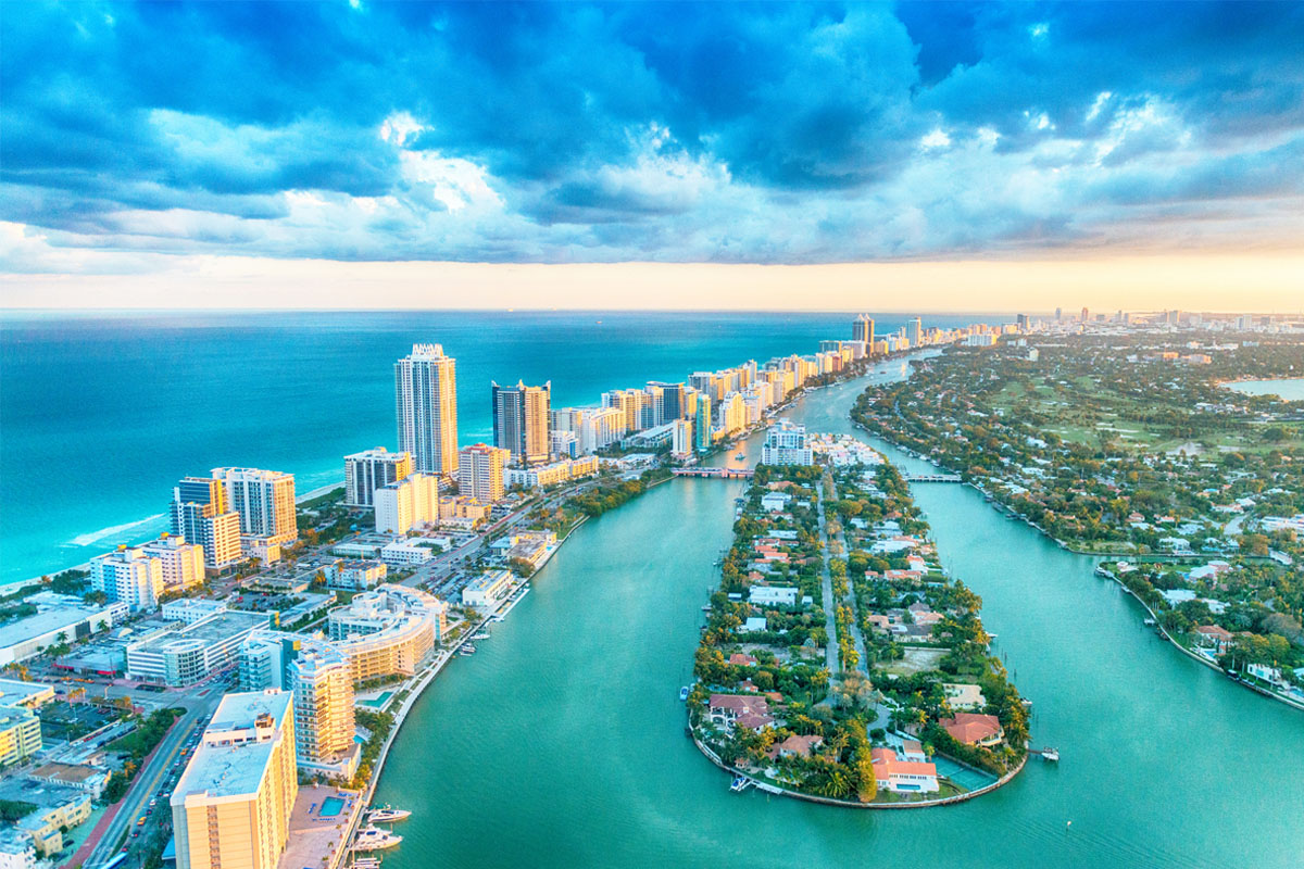 Best travel places in Miami