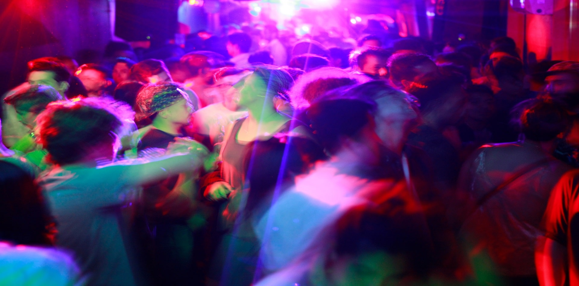Gay party in Night at Bangkok