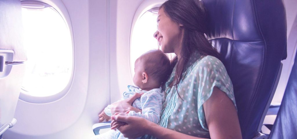 Flying with A Baby: Travel Tips and Advice