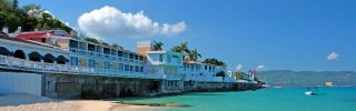 Montego Bay also known as Doctor's Cave Bathing Club