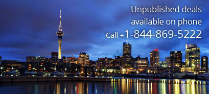 book flight to auckland