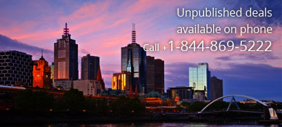 Flights to Melbourne, Australia