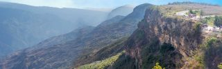 Chicamocha Canyon near Bucaramanga