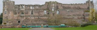 Historic Newark Castle