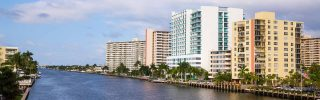Intracoastal Waterway in Ft Lauderdale